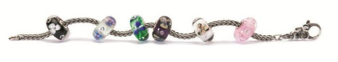 trollbeads flower diamonds