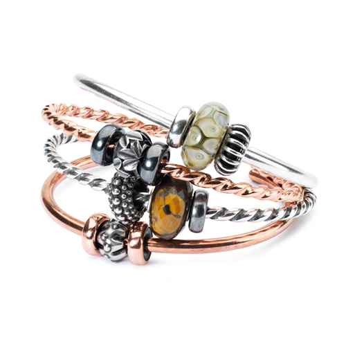 Autumn Bangle Stack 02