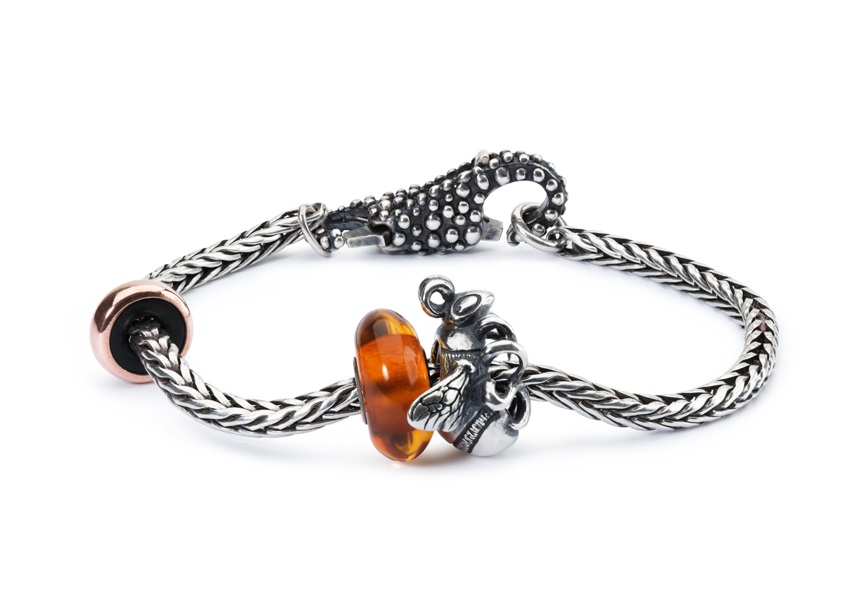 Trollbeads Spacer Collection Bumble Bee - Hummel